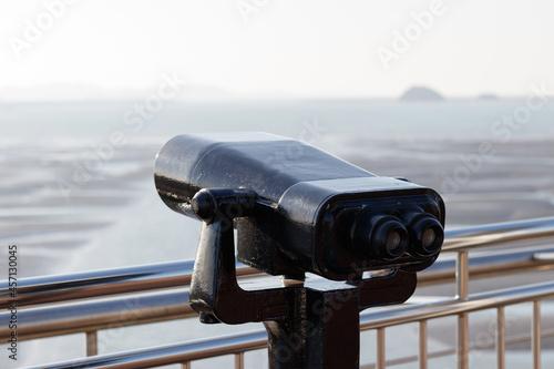 Fotografia Tourist binoculars