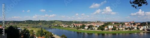 Photographie Meißen an der Elbe