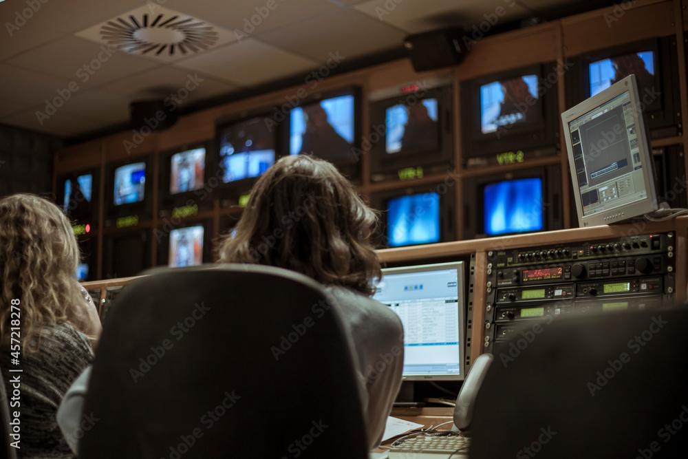 live tv broadcast podcast news live control master switch