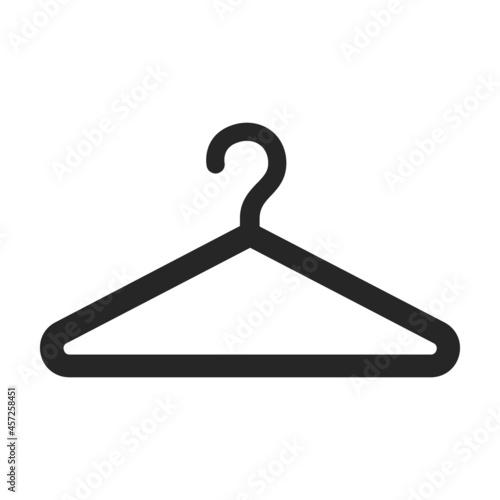 Obraz na płótnie Hanger vector icon