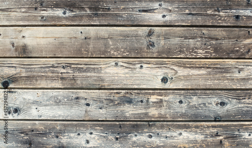 Fotografie, Obraz Brown wooden wall with texture