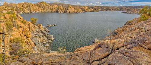 Watson Lake viewed from North Shore Trail AZ