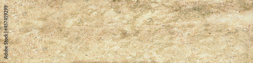 Canvas-taulu Sandy soil texture