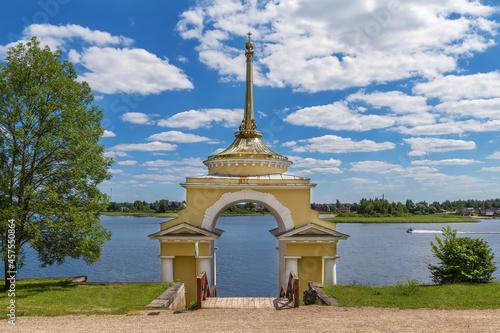 Photo Nilov Monastery, Russia
