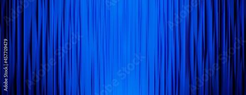 Photo 青の高級感ある背景素材