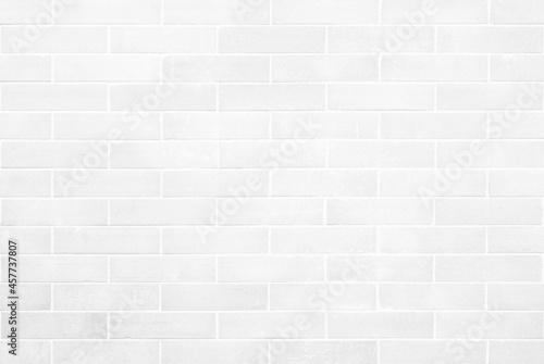 Foto vintage white brick wall texture background