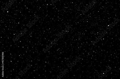 Photo Dark night with stars