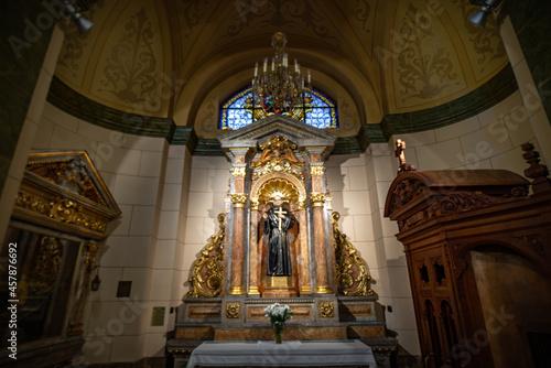 iglesia de los Agustinos Filipinos en Valladolid Espsña Fototapet