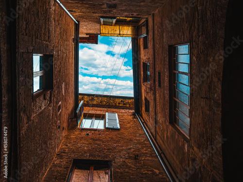 Fototapeta premium Siena is worth seeing in the city