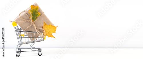 Obraz na plátne Autumn sale