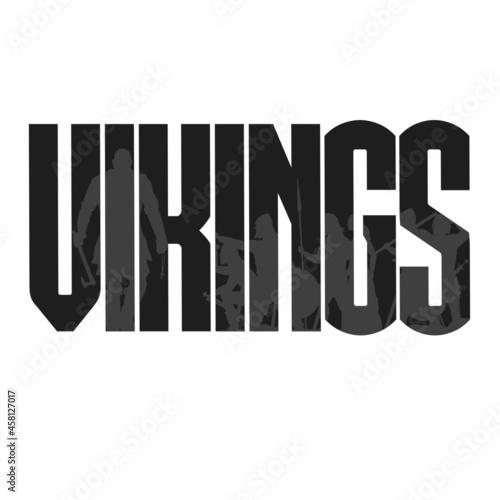 фотография Vikings logo