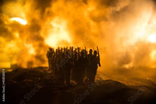Fotografiet War Concept