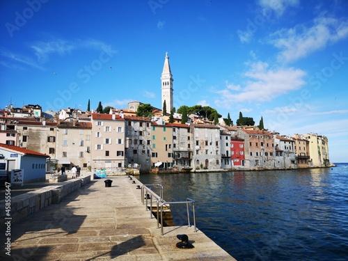 Photographie Rovinj Kroatien Istrien