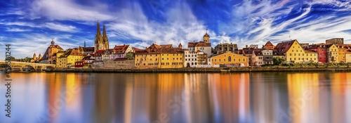 Fotografie, Obraz Danube River