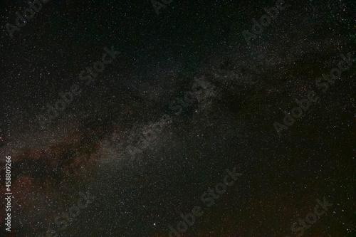 Canvastavla night sky stars