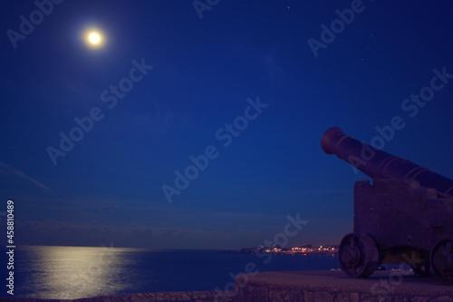 picography moonshot cannon 1 Fototapet