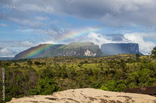 Fotografie, Obraz Arcoiris en el paraiso