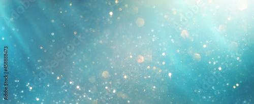 Fotografering glitter vintage lights background