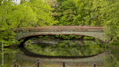 Foto Prospect Park Boathouse Bridge