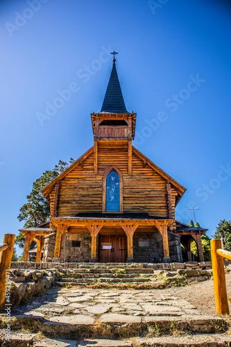 Fotografering iglesia en bariloche