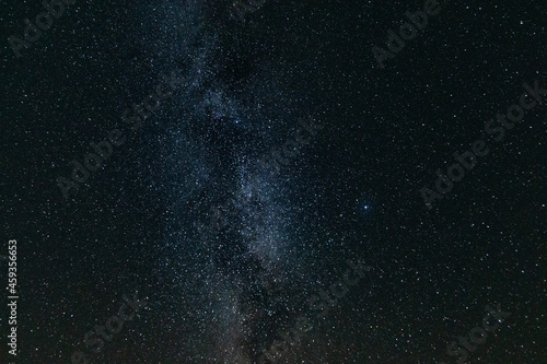 Sternenhimmel im Sternenpark Rhön Wasserkuppe