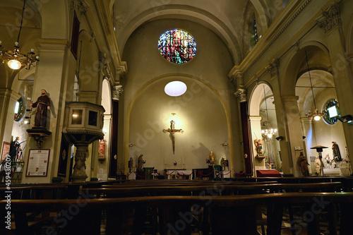 Valokuva Intérieur de l'église Saint-Roch à Ajaccio