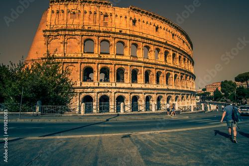 Coliseo Fototapet