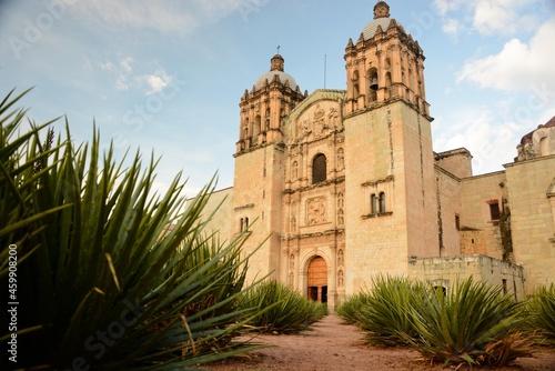 Fotografering Templo de Santo Domingo de Guzmán, Oaxaca