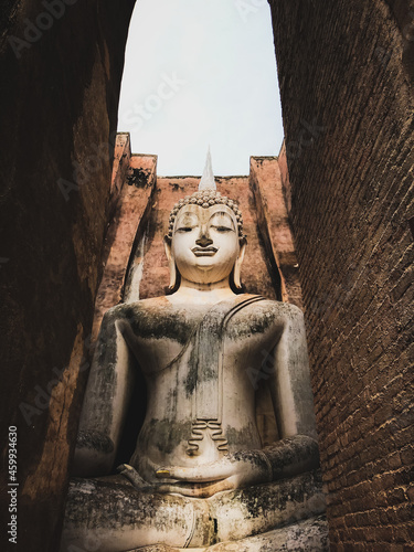 Photo statue of buddha