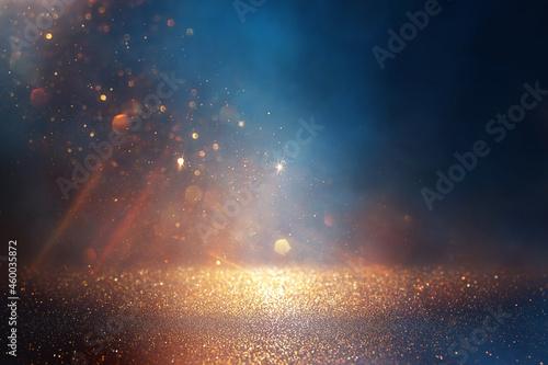 background of abstract glitter lights Fototapet