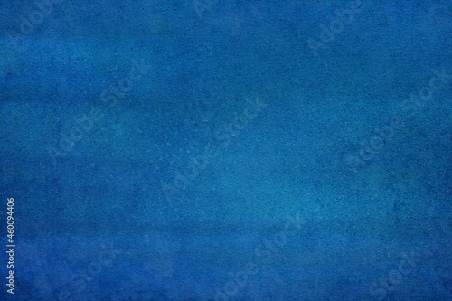 Fototapeta Blue abstract background created for your original design