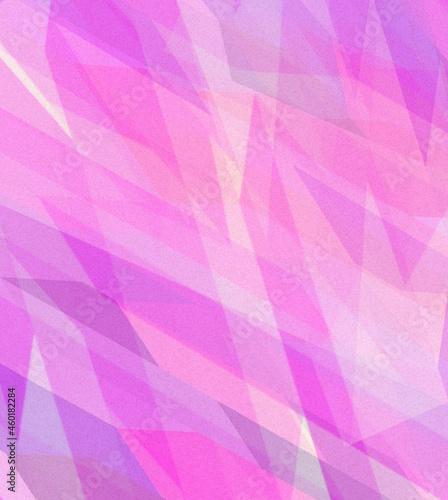 Tekstura w geometryczny wzór w odcieniach różu. Grafika przeznaczona do druku na tkaninie, ozdobnym papierze, tapecie, płytkach ceramicznych