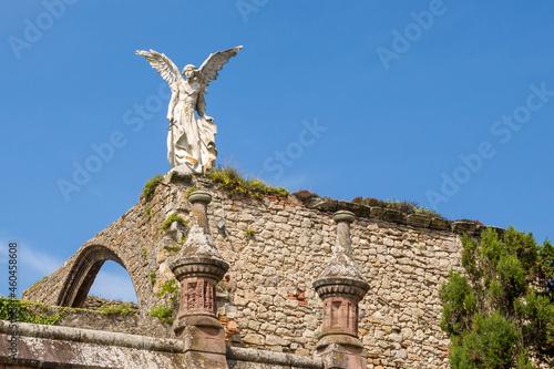 Fotografering Cementerio, Comillas, Cantabria, España