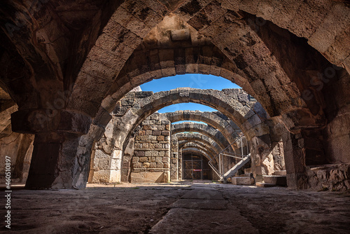 Fotografia, Obraz The ancient city of Smyrna Agora is known as the place where art was very intense and philosophy first emerged