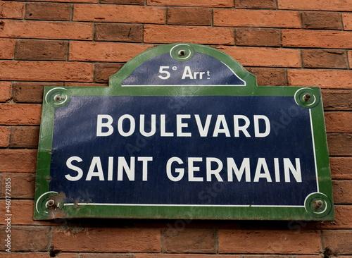 Foto Boulevard Saint Germain