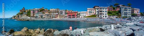 Fotografija The gulf of Vernazzola in Genoa