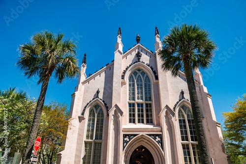 Photo Huguenot Church in Charleston, South Carolina