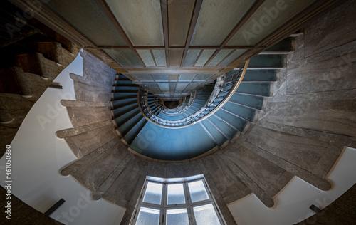 Fotomural Treppe