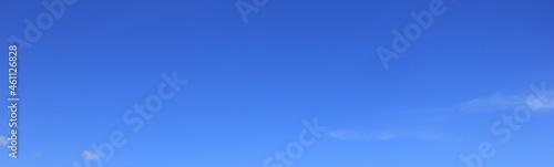 Fotografia, Obraz 爽やかな青空と白い雲