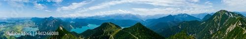 Fotografiet Karwendel mountains