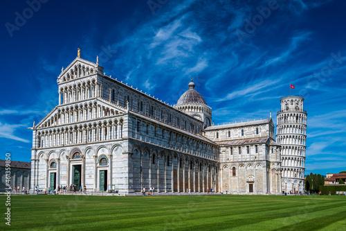 Fototapeta Cathedral in Piazza dei Miracoli, Pisa