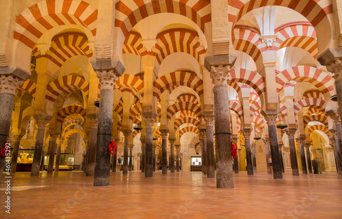 Fotografie, Obraz Arches within the Prayer Hall