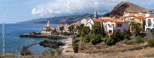 Leinwand Poster Madeira im Sommer