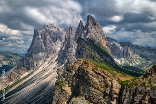 Fotografie, Obraz Seceda - Dolomiti - Val Gardena (Italy)