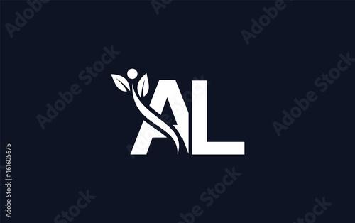 Fotografiet Nutrition and healthy logo design