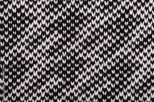 Wallpaper Mural Sleeveless pullover close up. Wool sweater.
