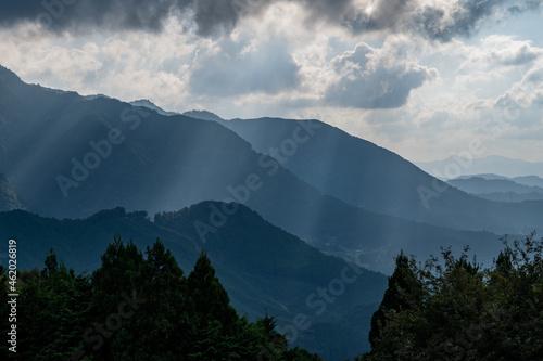 Obraz na plátně 山