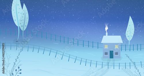 Image of winter landscape