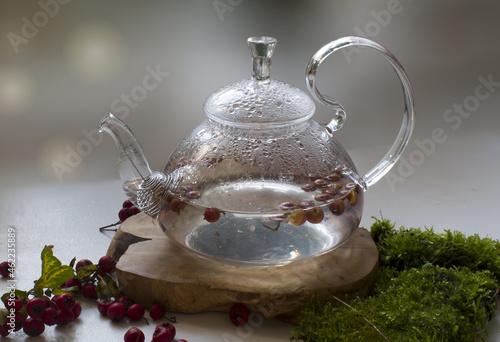 Fotografie, Obraz Medicinal tea