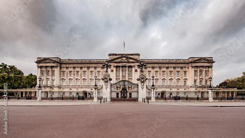 Photo Buckingham Palace at dawn